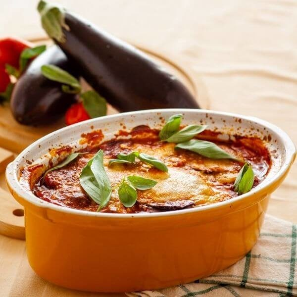 sicilian parmigiana takeaway
