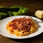 Ragu pasta sauce takeaway